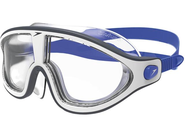 speedo Biofuse Rift V2 Svømmebriller, blue/clear